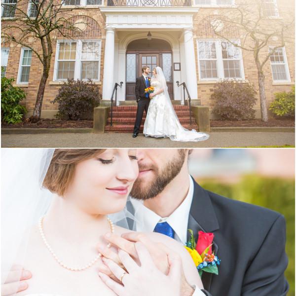 Schnitker Wedding - Spokane Wedding Photographer