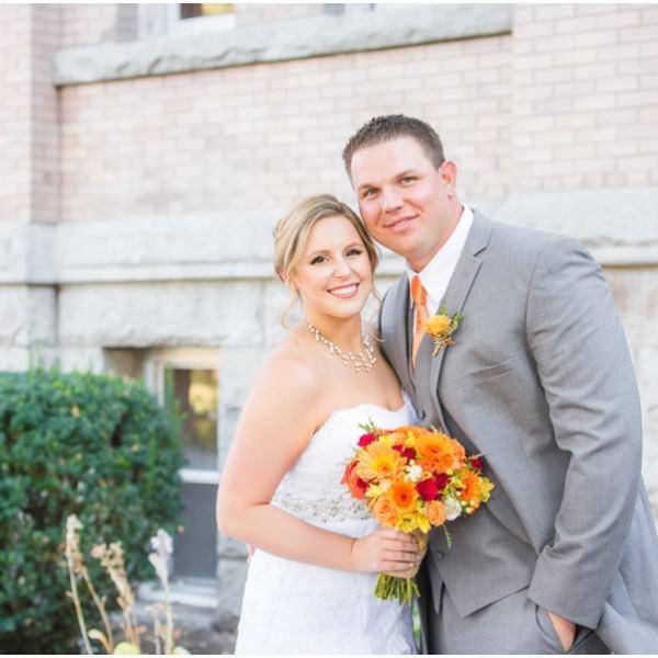 St Aloysius - Red Lion Hotel Spokane Wedding