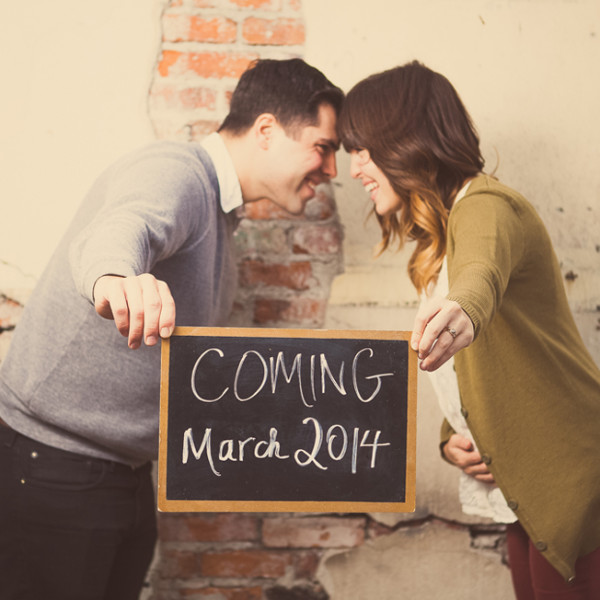 {Riley: Baby Announcement}