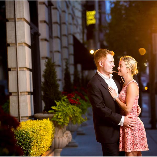 Josh + Kelsey {Engagement}