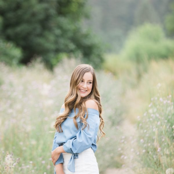 Chloe - Class of 2019 Spokane Senior Photos
