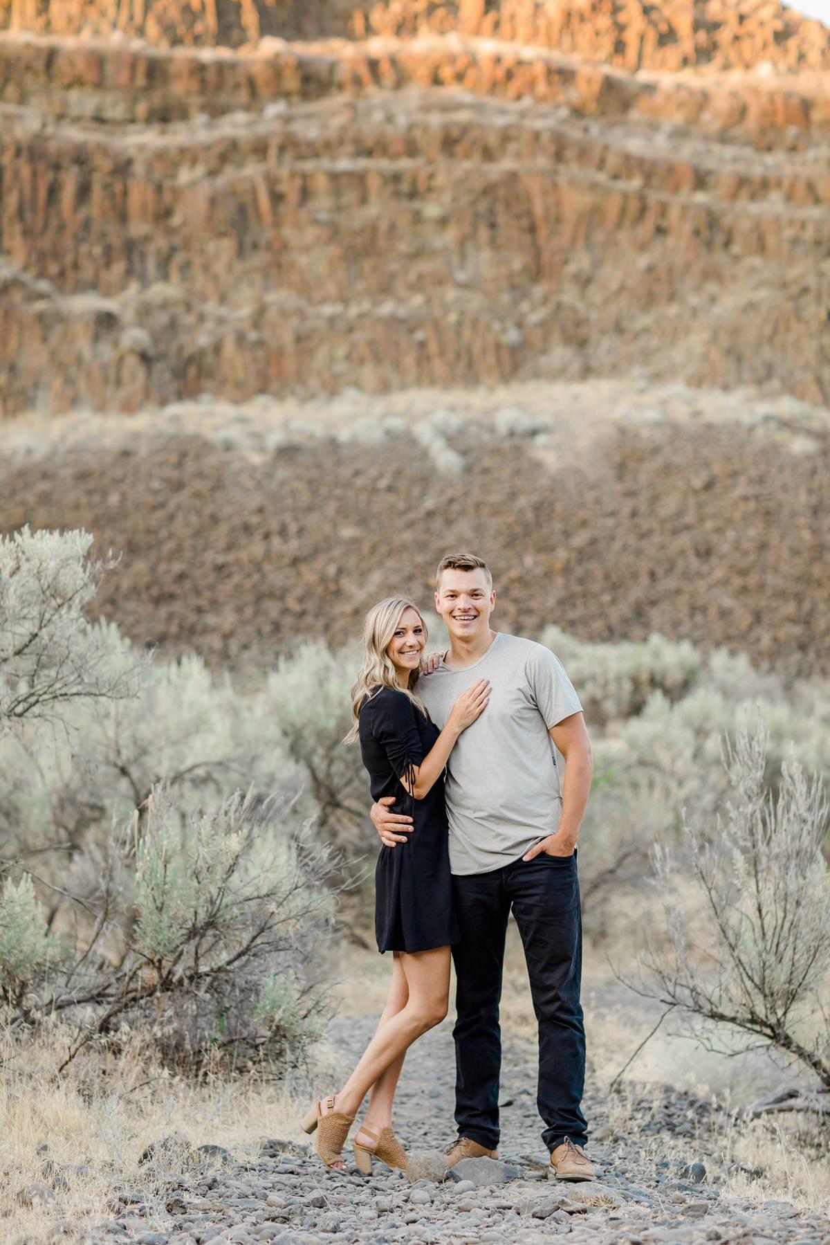Spokane wedding photographer Oxana Brik