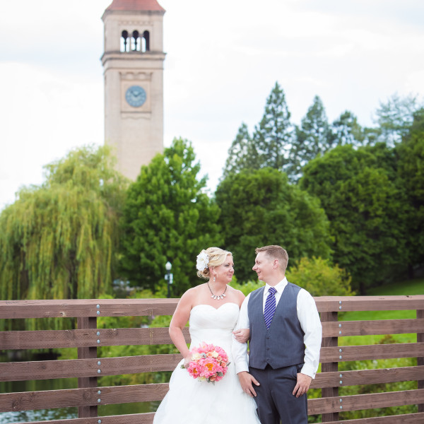 Spokane Convention Center Rooftops Wedding