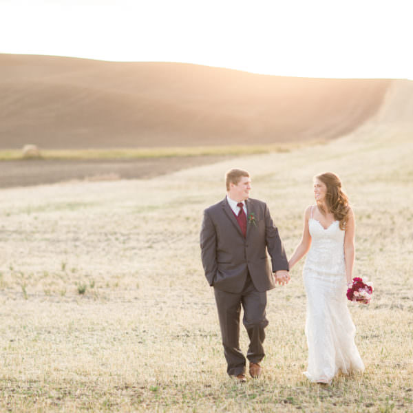 Courtney & Bryson - Thompson Barn Wedding