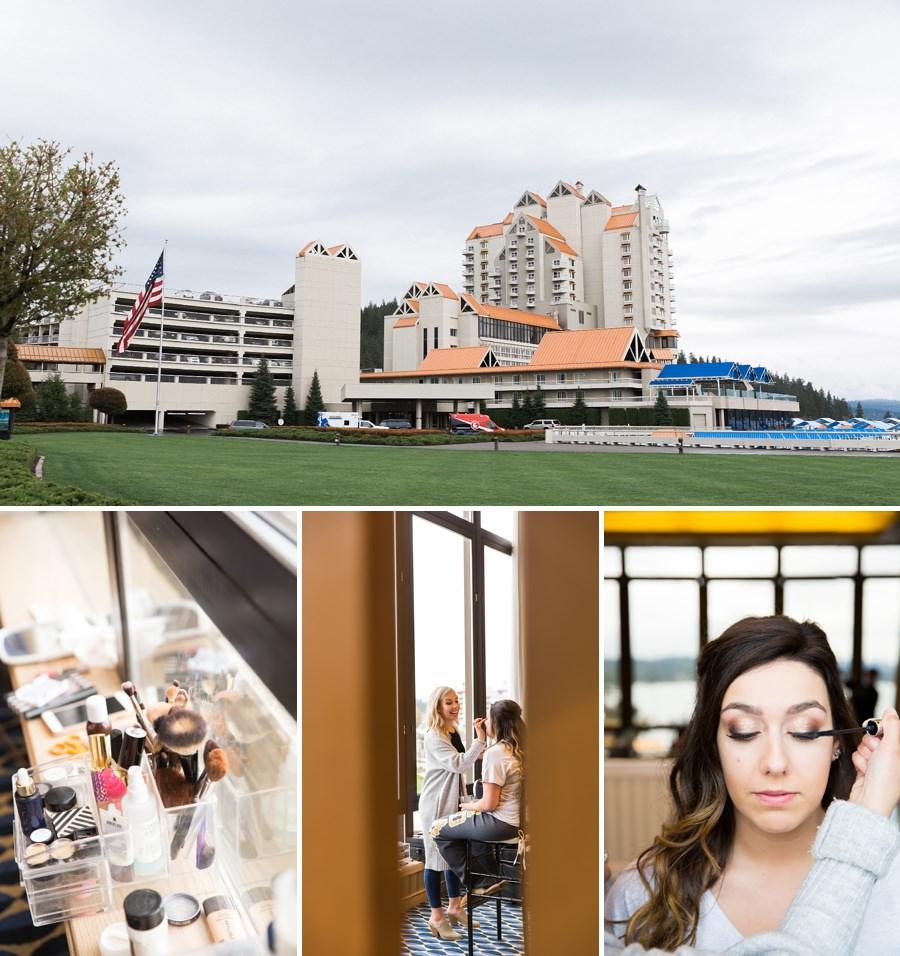 Coeur D Alene Outdoor Wedding Venues: Kylinn + Ryan Coeur D'Alene Resort Wedding