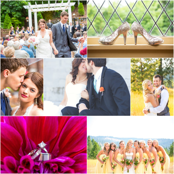 Wedding Photographer - Spokane, WA