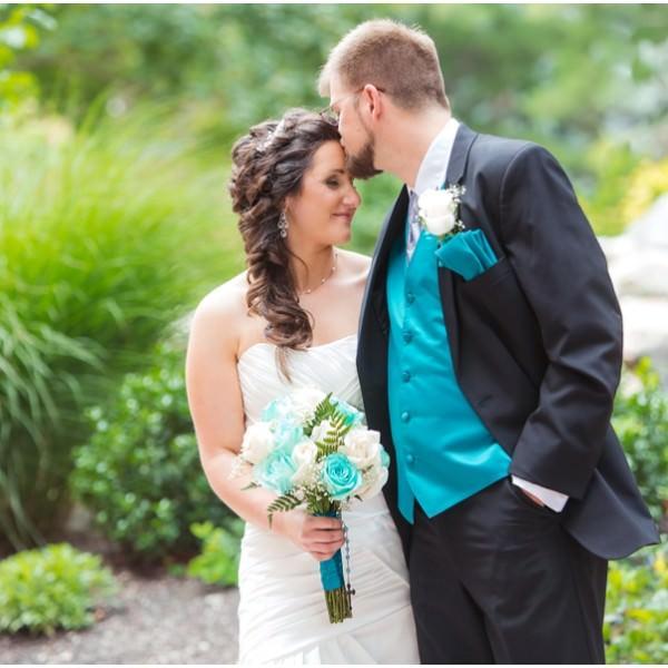 St. Aloysius Church Spokane Wedding