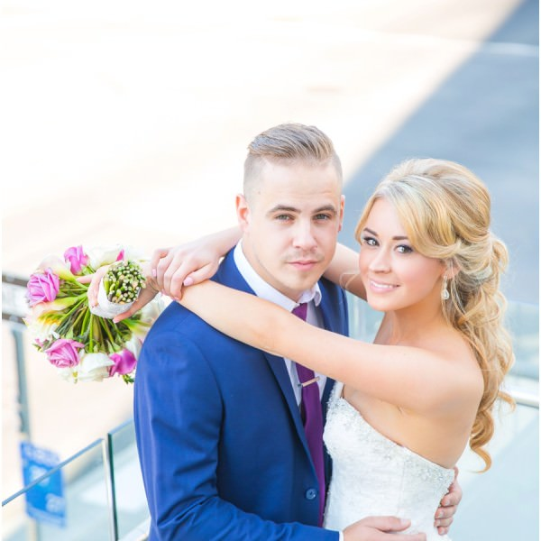 Spokane Mirabeau Park Wedding