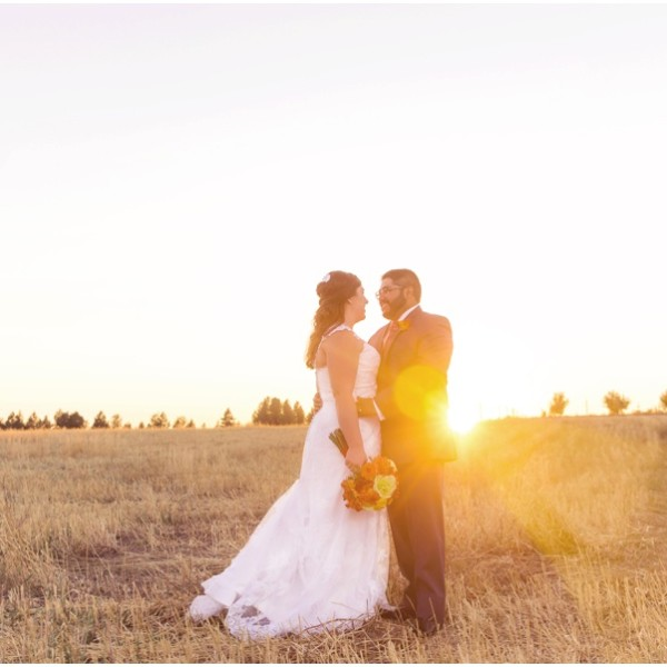 Robin & Shane - Trezzi Farm Wedding