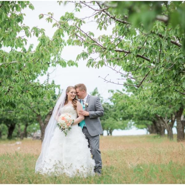 Peters Wedding - High Country Orchard