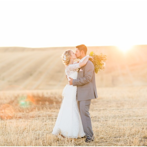McCorkle Wedding - Edwall, WA