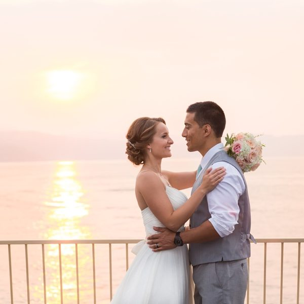 Raemer Wedding - Coeur d'Alene Cruise