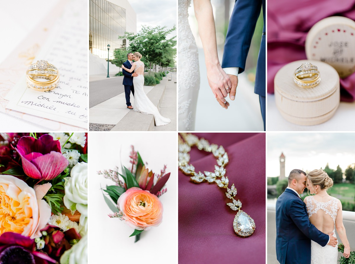 Spokane wedding photographer