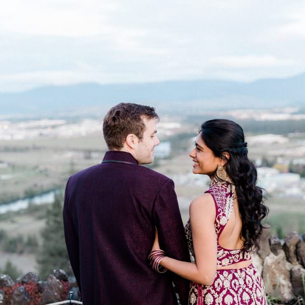 Ryan and Varsha - Wedding at Arbor Crest, Spokane, WA