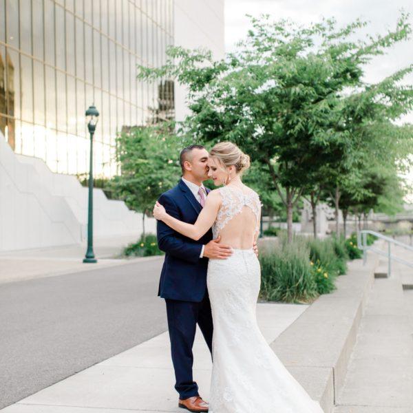 Michele & José - Spokane Convention Center Wedding