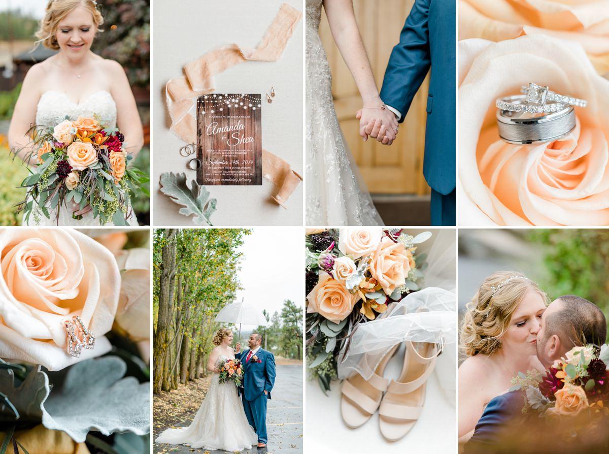 Beacon Hill wedding spokane photographer